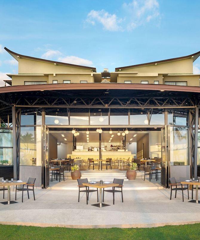 beachgrill restaurant