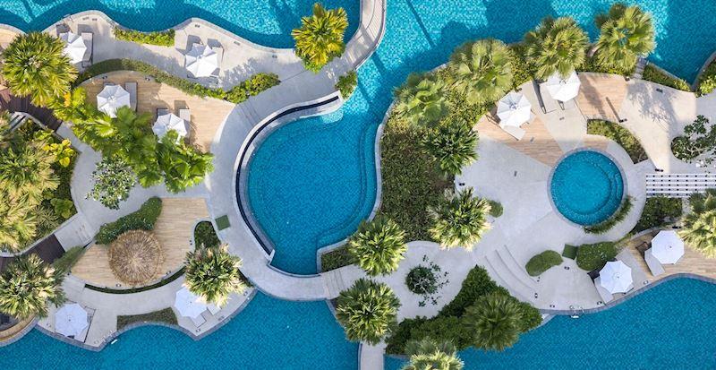 beachfront resort in khao lak